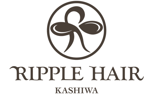 RIPPLE HAIR KASHIWA